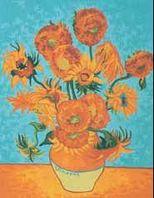 10.244 Gobelin D'Art 30x40cm Van Gogh