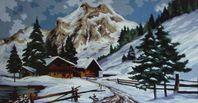 11.561 Collection D'Art 30x52cm