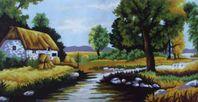 11.564 Collection D'Art 30x52cm