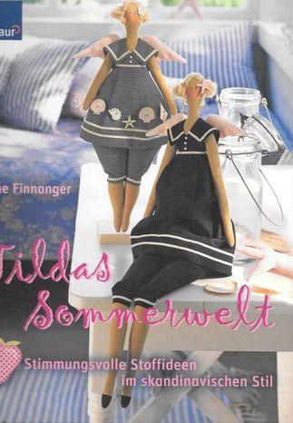Tildas Sommerwelt - Tone Finnanger